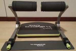 Gymbit Wonder Core Smart s podložkou pro cvičení