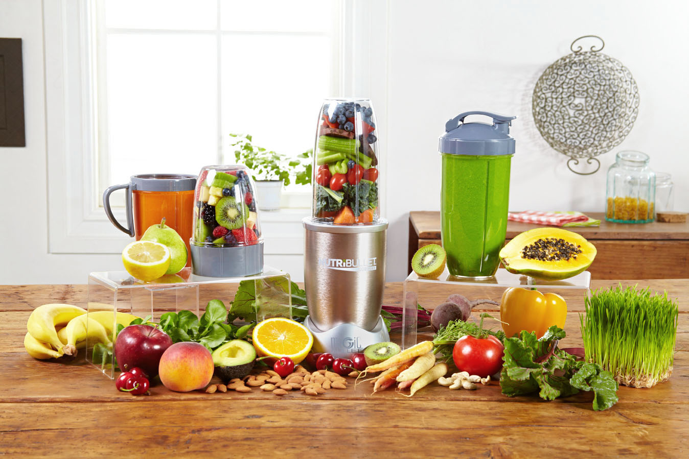 Smoothie Maker NutriBullet 900