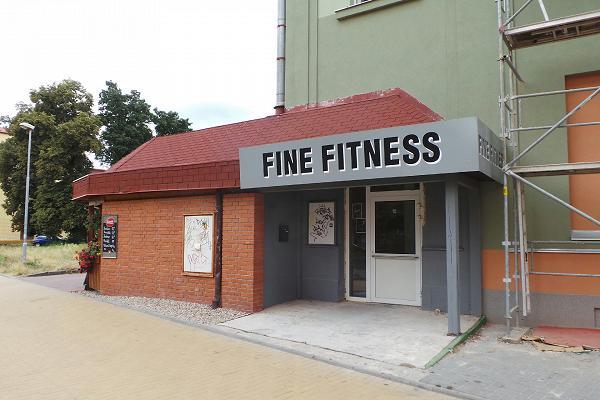 Fitness trenér Fine Fitness s.r.o., Pardubice