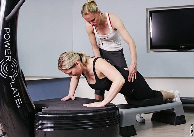 Fitness trenér Martina Habrová, Praha