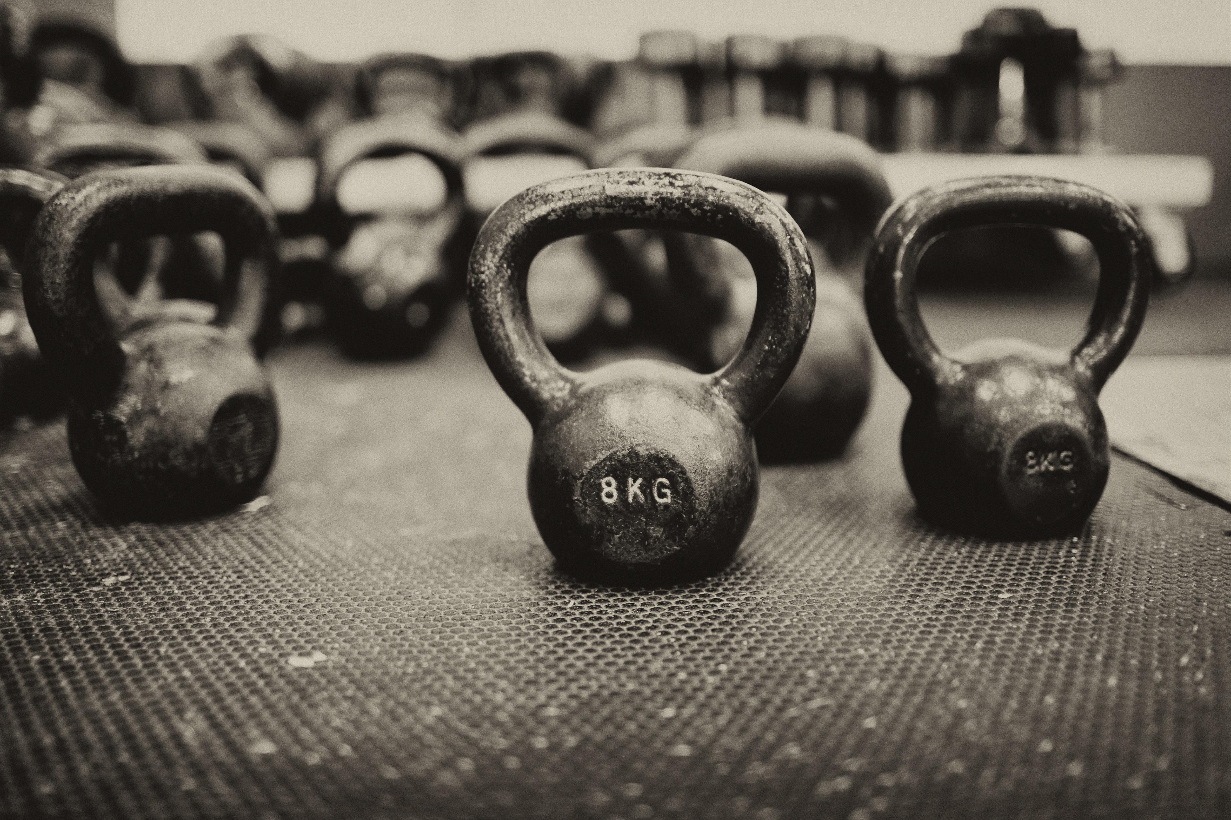 Fitness trenér Brutus trener, Praha