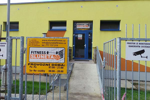 Fitness trenér Fitness by Věra, Ústí nad Labem