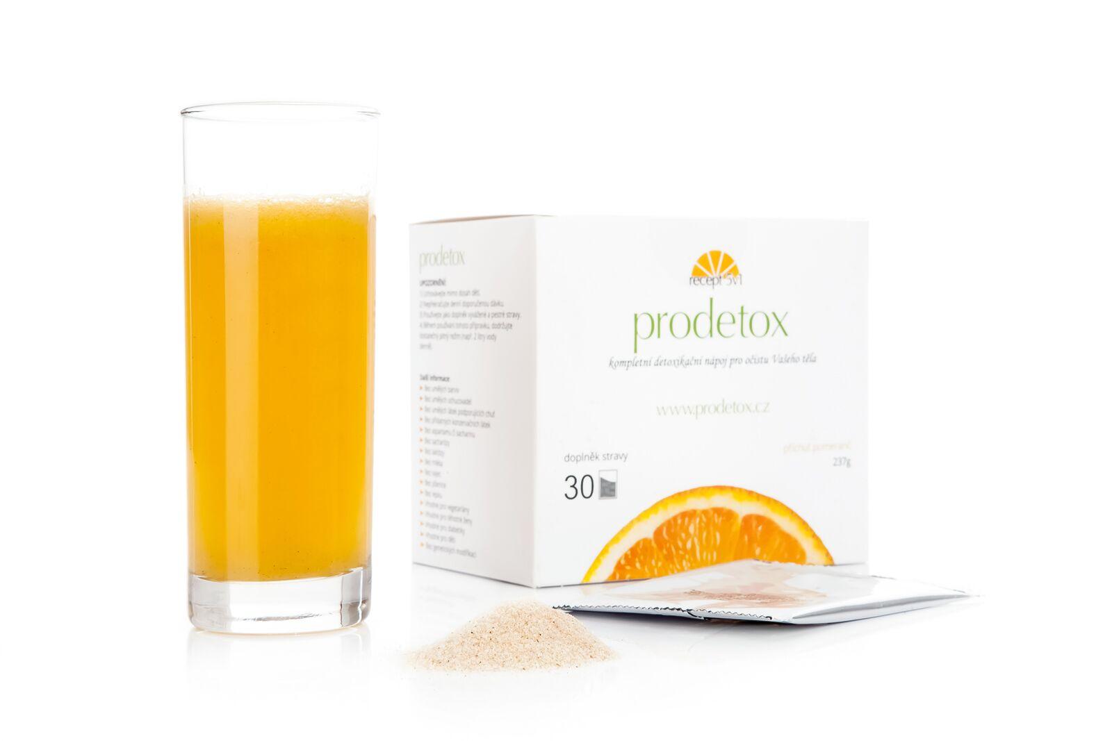 Prodetox - očista a detoxikace organismu