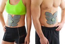 6 Abs Shaper Gymbit - muž a žena