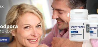 Zerex - tablety na erekci
