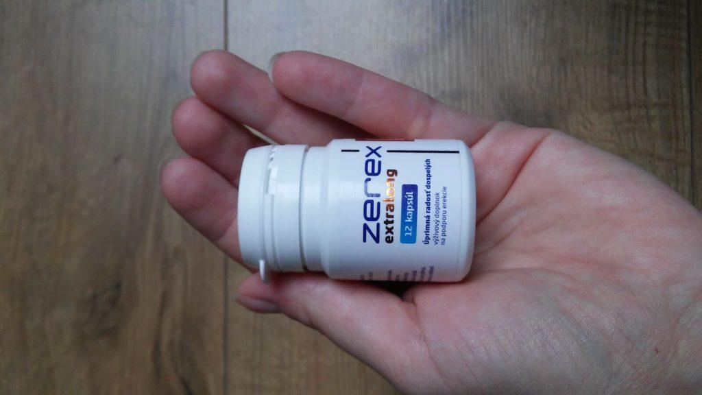Zerex Extralong krabička