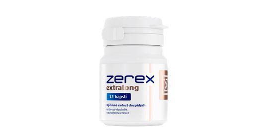 tablety na erekci Zerex ExtraLong