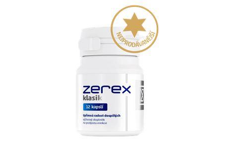 tablety na erekci Zerex Klasik