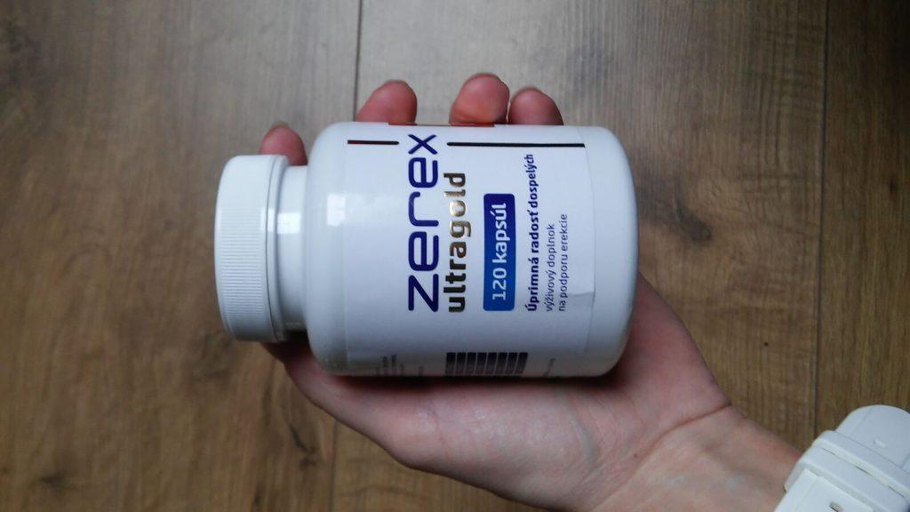 Zerex Ultragold krabička