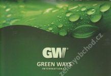 Katalog zelených potravin Green Ways