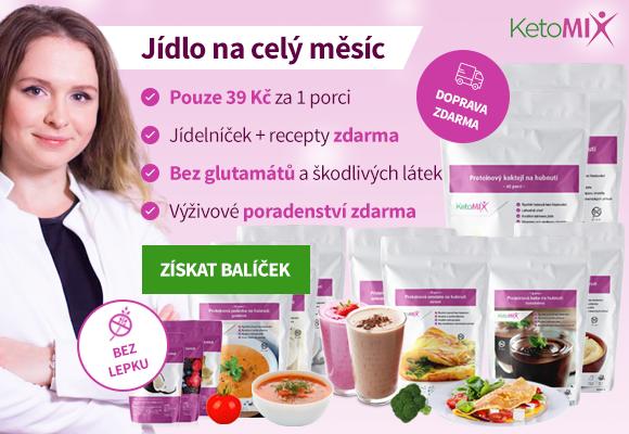 Dieta KetoMIx, recenze, příběhy, zkušenosti