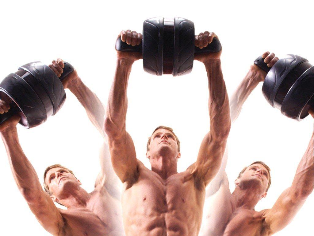 Válec na posilování břišních svalů Perfect Ab-Carver Pro - představení