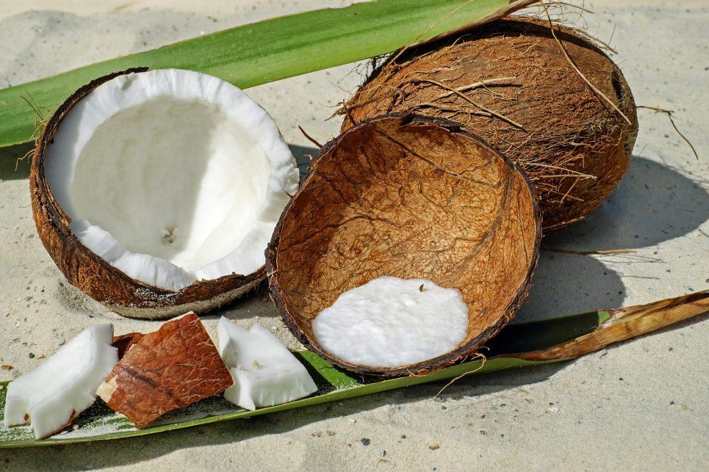 Kokos se dá upravit na mnoho způsobů