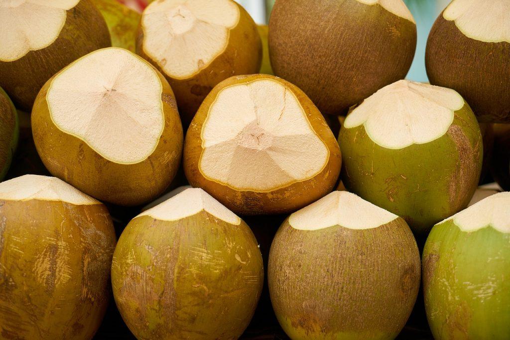 Indický kokos