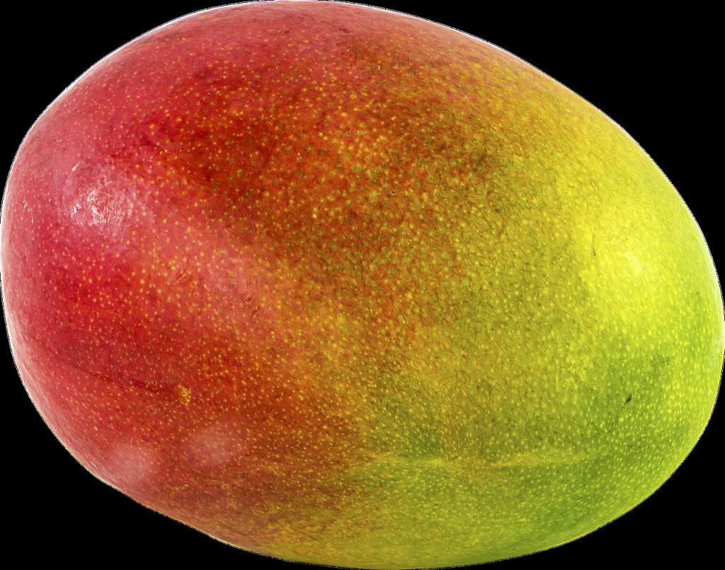 Zralé mango