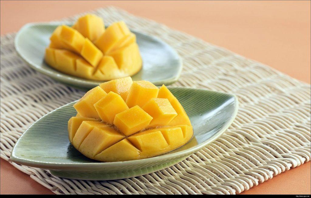 Mango je vhodné i pro alergiky