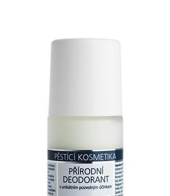 Nobilis Tilia Deodorant roll-on pro muže (50 ml) - s unikátním pozvolným účinkem