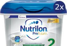 Nutrilon 2 Profutura 800g - balení 2 ks
