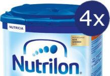 Nutricia Nutrilon 3 800g - balení 4 ks