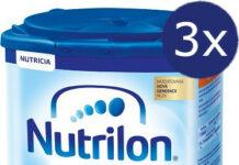 Nutricia Nutrilon 3 800g - balení 3 ks