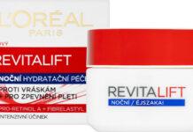 L'Oréal Paris Revitalift noční krém proti vráskám a pro zpevnění pleti 50ml
