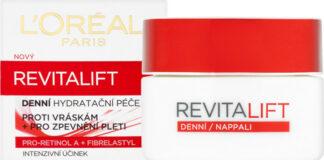L'Oréal Paris Revitalift denní krém proti vráskám a pro zpevnění pleti 50 ml