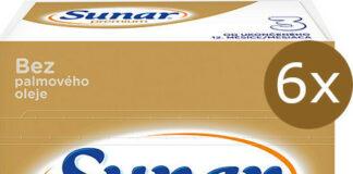 Sunar Premium 3 600g - nový - balení 6 ks