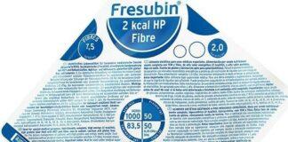 FRESUBIN 2 KCAL HP FIBRE perorální SOL 15X500ML