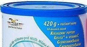 Geladrink FORTE HYAL práškový nápoj meloun 420g