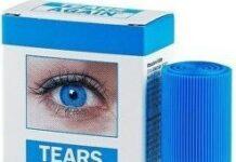 Tears Again oční sprej s lipozomy 1x10ml