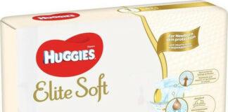 HUGGIES Elite Soft 1 3-5kg 82ks