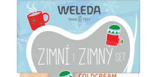Dárek - Weleda Zimní set BE907