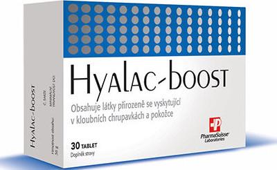 HYALAC-BOOST PharmaSuisse tbl. 30