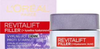 L´Oréal Paris Revitalift Filler vyplňující denní krém proti stárnutí 50 ml