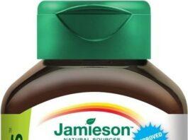 JAMIESON Vitamín D3 1000IU tbl.240