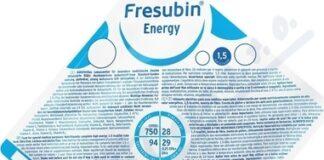 FRESUBIN ENERGY perorální SOL 15X500ML