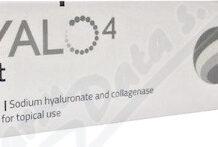 HYALO4 START 30G MAST S OBSAHEM SODNÉ SOLI KYSELINY HYALURONOVÉ A K - II. jakost